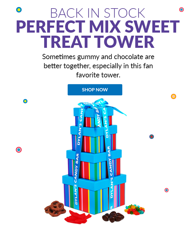 Perfect Mix Sweet Treat Tower